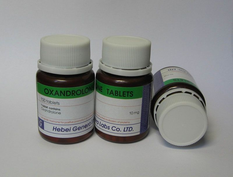 Oxandrolone Anavar Before and After