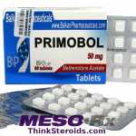 Primobol (methenolone acetate)