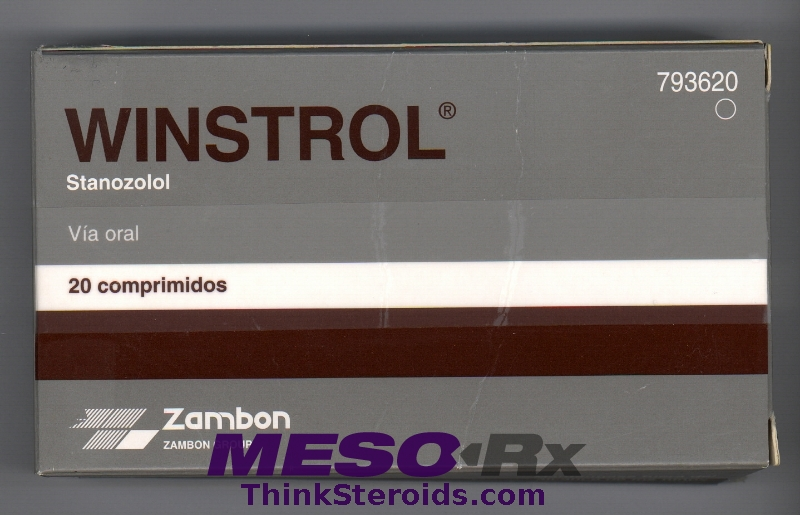 dosage for winstrol depot