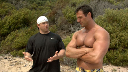 Bigger Stronger Faster steroid documentary still