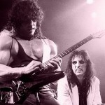 Kane Roberts on steroids with Alice Cooper