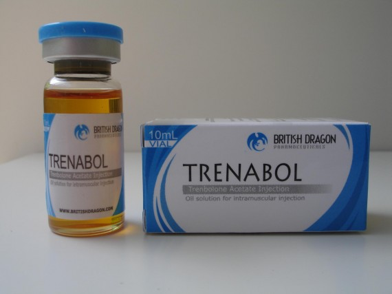 trenbolone high dosage