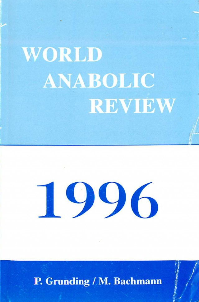 World Anabolic Review