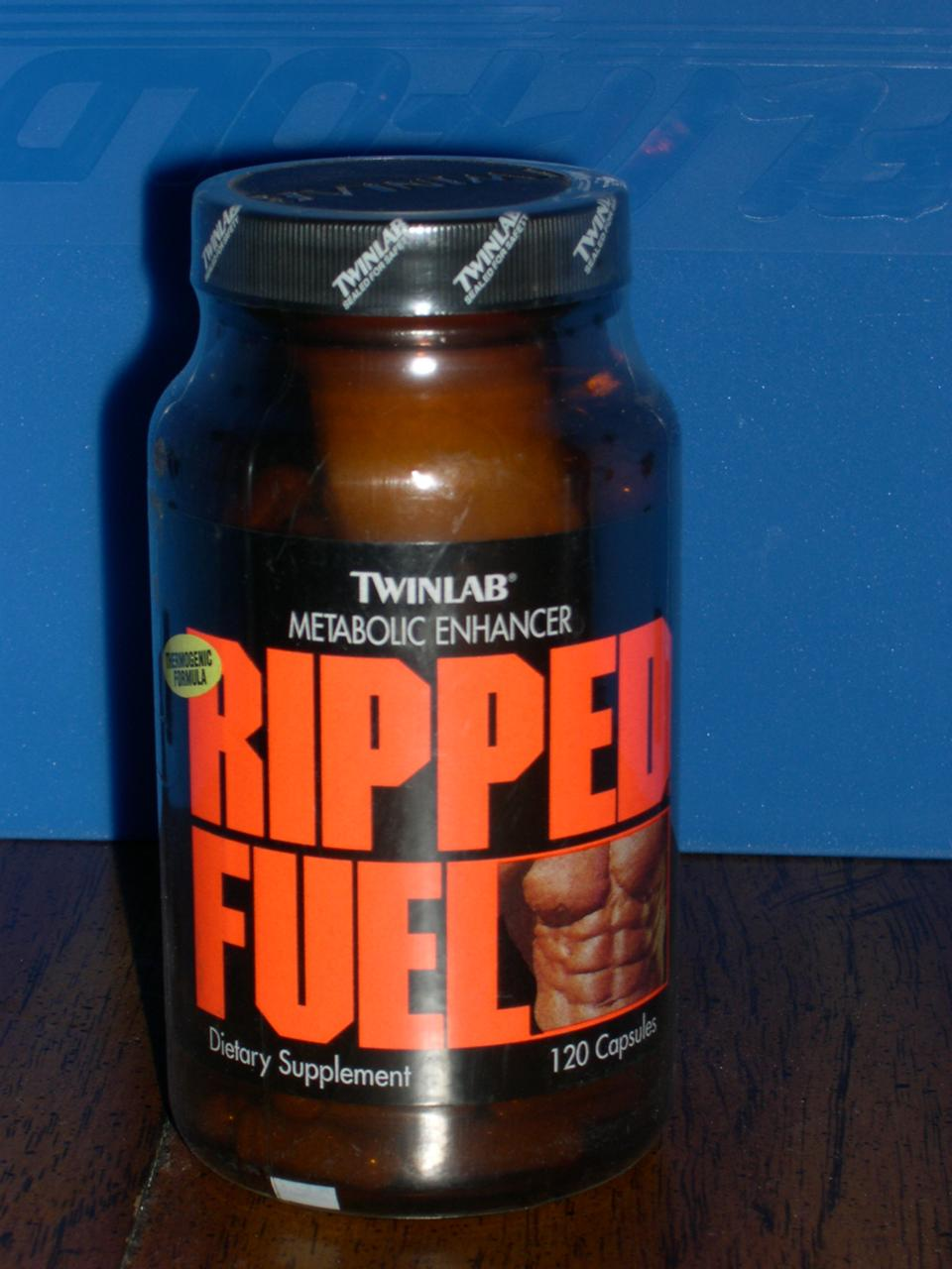 Twinlab Ripped Fuel and Fertility - MESO-Rx