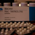 Tiratricol (aka Triac) and fat loss
