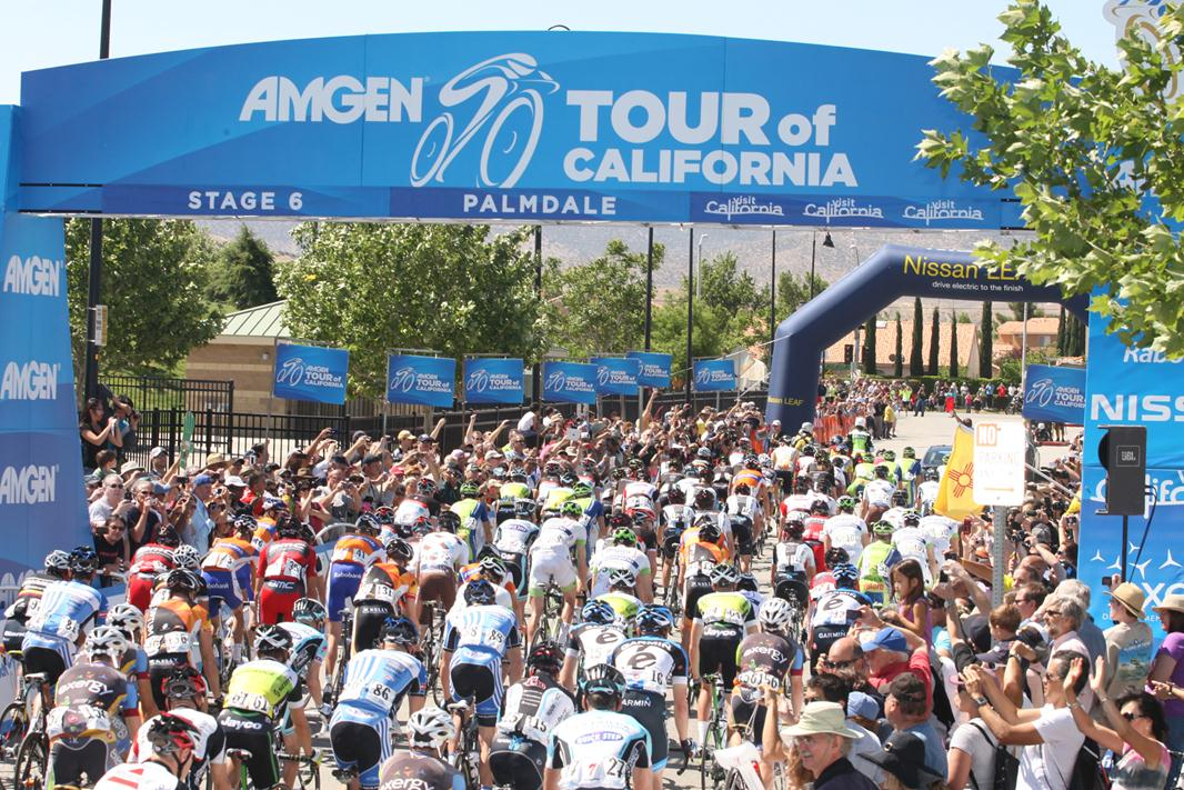 Amgen, the maker of Epogen, sponsors Tour of California and EPO-fueled sport of pro cycling
