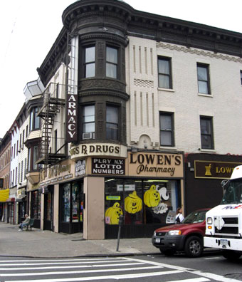 Lowen's Pharmacy in Brooklyn