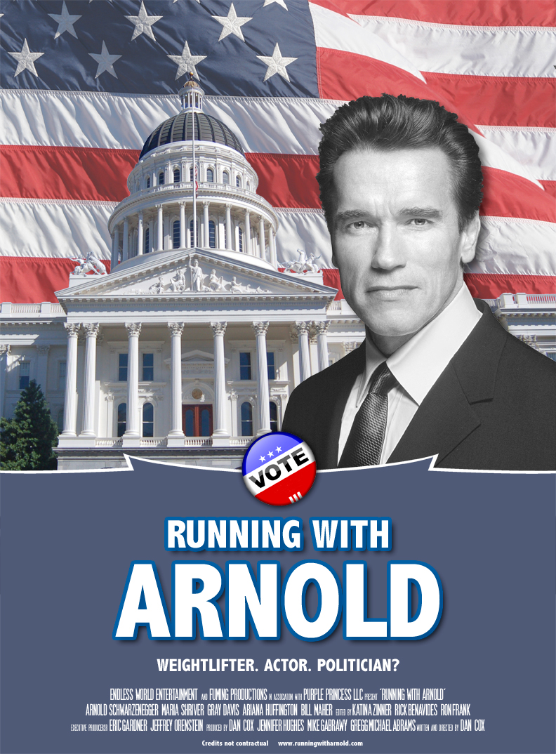 """""""Running With Arnold"""""""