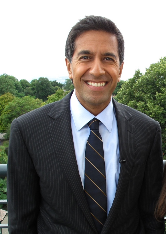Dr. Sanjay Gupta discusses anabolic steroids.