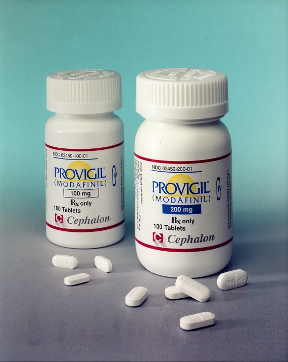 Provigil - academic doping and performance enhancement