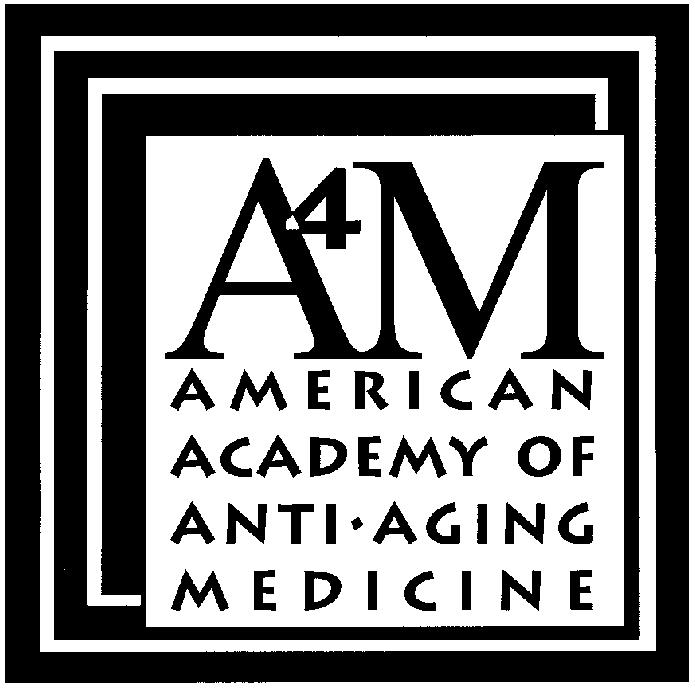 American Academy of Anti-Aging Medicine (A4M) and human growth hormone (hGH) and testosterone
