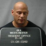 """Actor Scott Siegel of """"The Wrestler"""" was arrested on steroid distribution charges."""