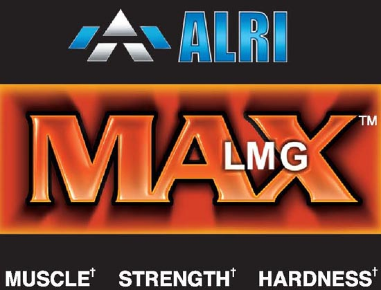 ALR Industries Max LMG and NFL running back Femi Ayanbadejo