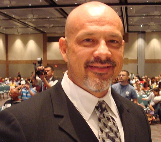 NPC Texas Chairman and IFBB Promoter Lee Thompson