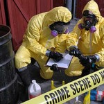 Meth labs compared to underground labs (UGLs) that manufacture anabolic steroids