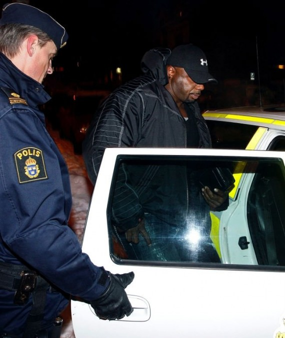 IFBB pro bodybuilder Toney Freeman arrested in Sweden