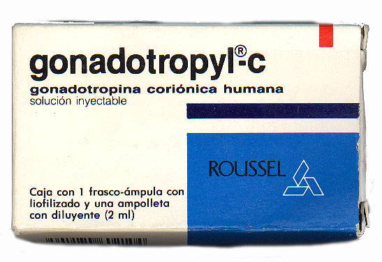 HCG - human chorionic gonadotropin