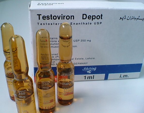 Testoviron Depot - testosterone enanthate for testosterone replacement therapy (TRT)
