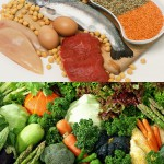 Bodybuilding Nutrition - Protein, Fats and Carbohydrates