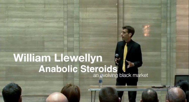 William Llewellyn: Anabolic Steroids - An Evolving Black Market