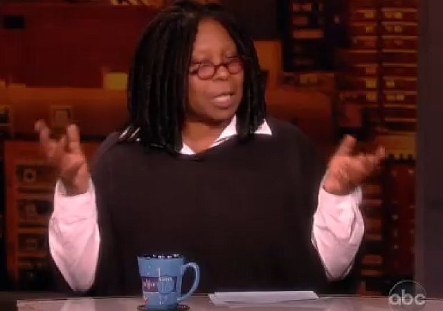"Whoopi Goldberg discusses Lance Armstrong, steroids and testicular cancer on ""The View"""