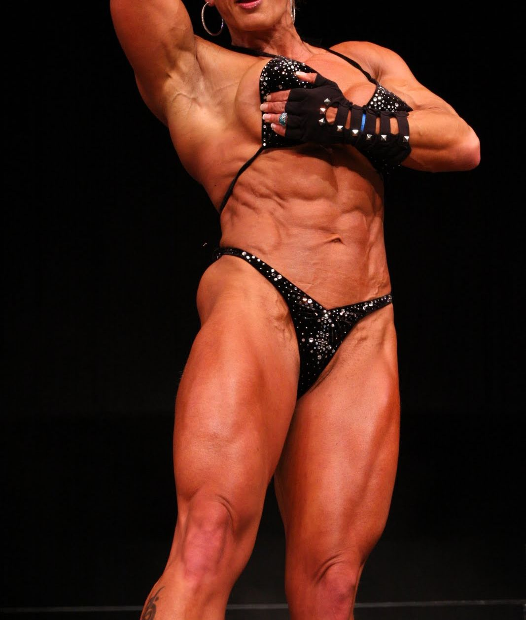 Female bodybuilding and women steroid users