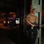 Passaic County Sheriff Rafael Galan on steroids