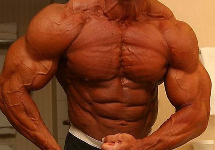 Effectiveness of Anabolic Steroids on Building Different Muscle Groups