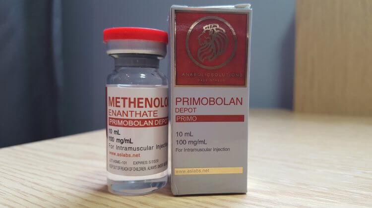 Anabolic Solutions Primobolan Depot
