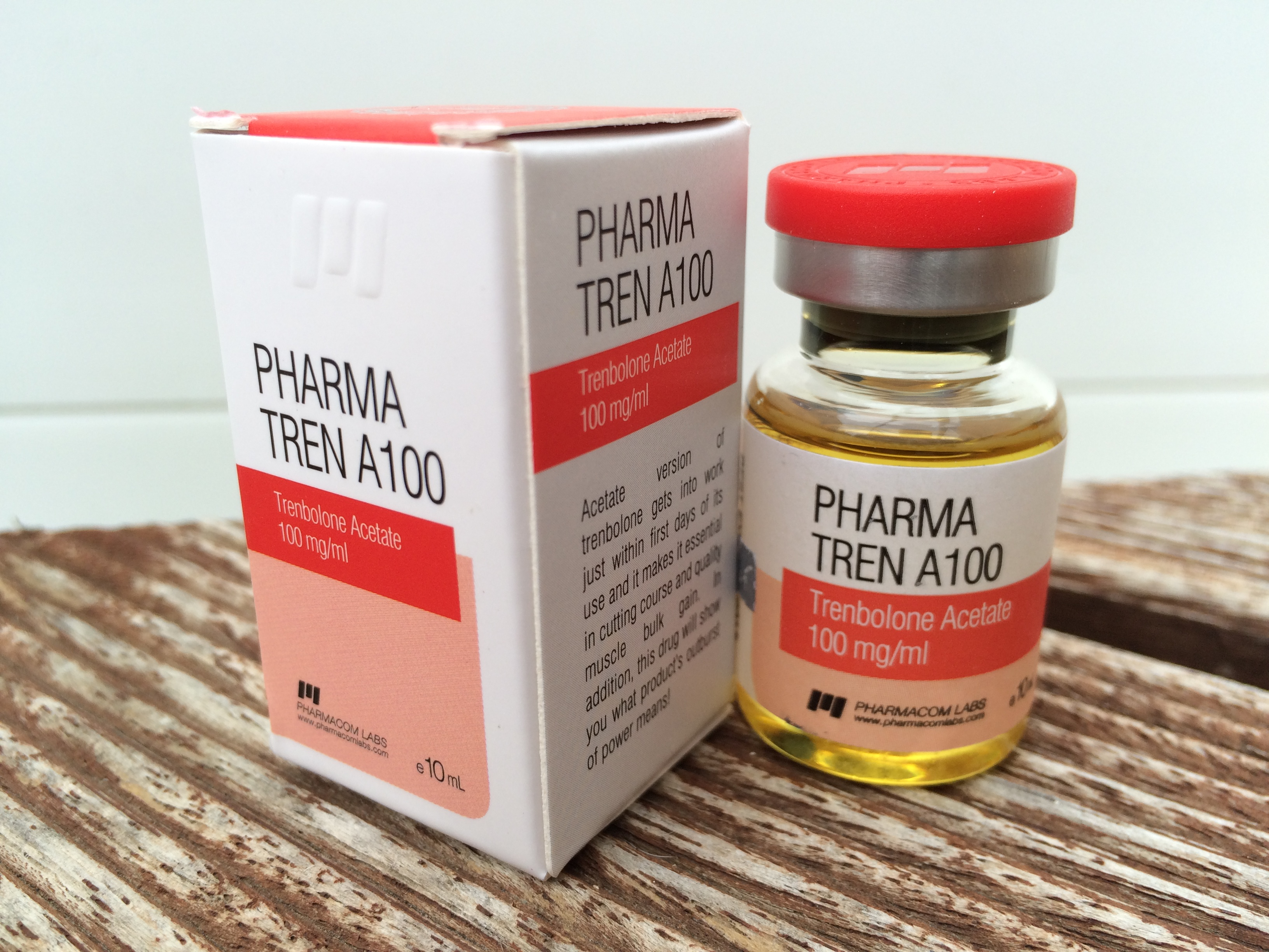 An Eight-Week Steroid Cycle with Trenbolone and Dianabol
