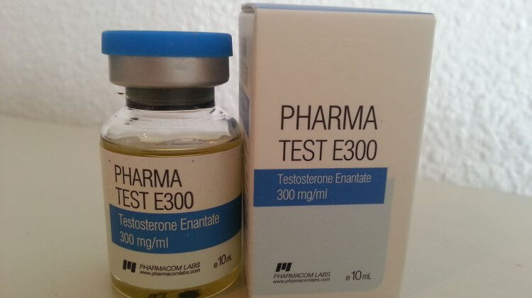 Testosterone enanthate (Pharmacom Labs)