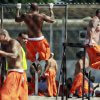 Steroids in Prison Weight Rooms