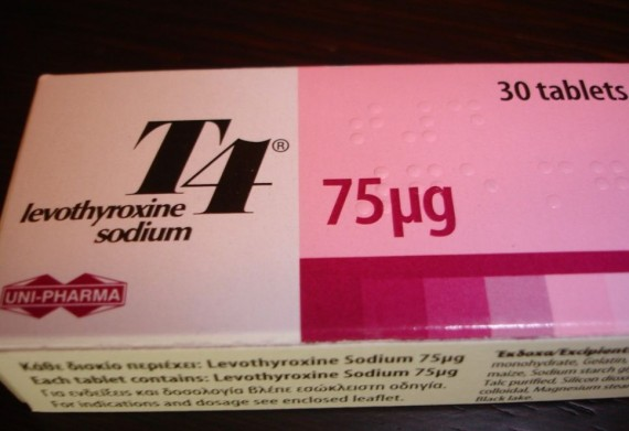 T4 - thyroxine - thyroid hormones